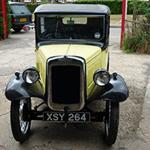 Classic Car Austin Ruby