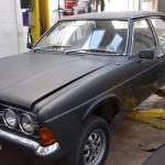 Classic Car Ford Cortina