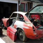 Classic Car MG-GT